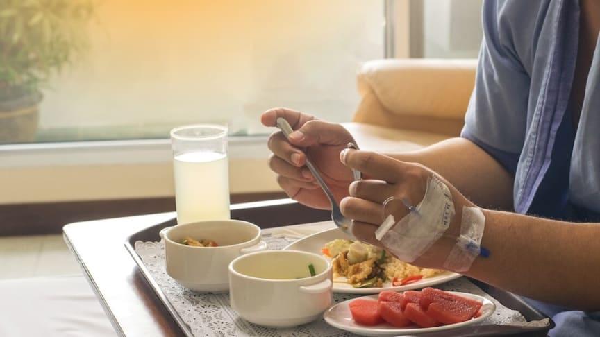 Flexibel sjukhusmat och nöjdare patienter genom digitalisering av måltidsprocessen
