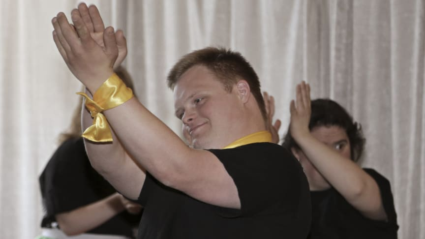 Kulturfest för och med personer med funktionsnedsättning