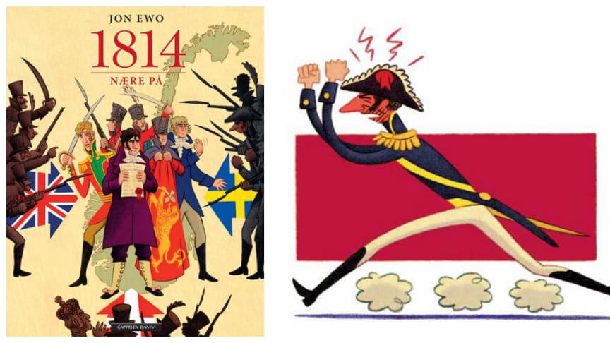 Året 1814 levendegjort for unge