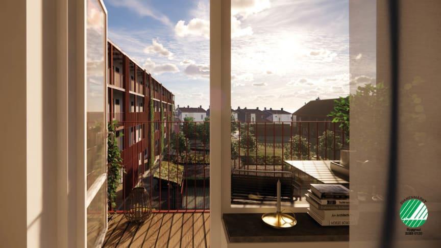 Järntorget och Cibus samarbetar kring bostadsutveckling av hyresrätter