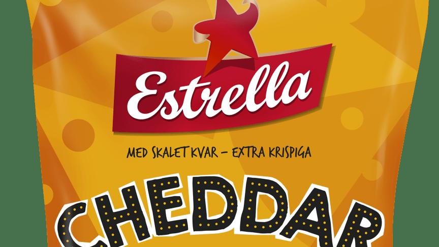 Estrella Cheddar & Sourcream 2020