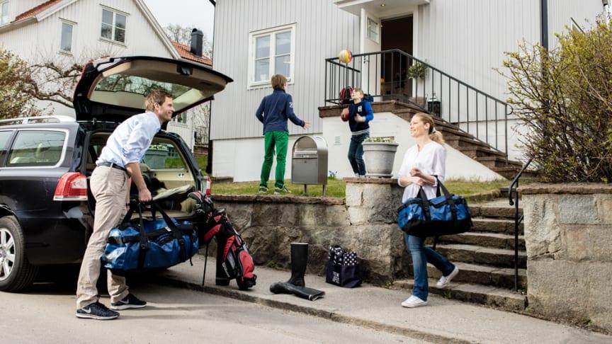 6 av 10 åker på bilsemester i sommar och Skåne är det mest populära resmålet
