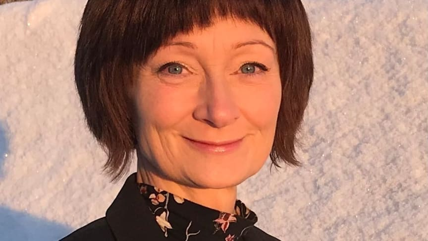 Maritha Nordström ny marknadsområdeschef för Riksbyggens fastighetsförvaltning i Norrbotten