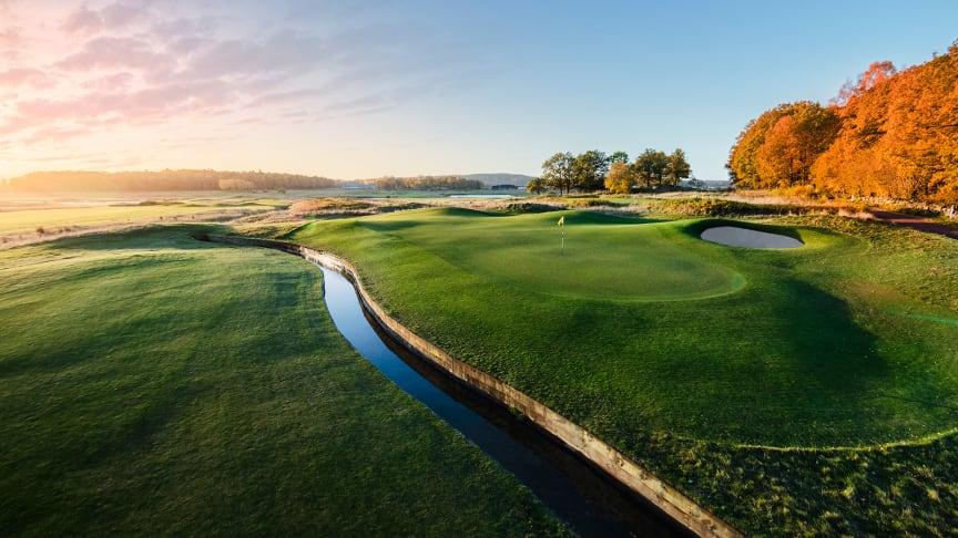 Vallda Golf & Country Club, en av landets mest omtyckta golfbanor.