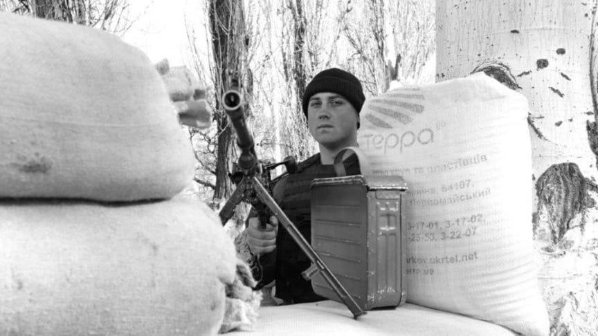 Att vara fotograf i Ryssland utan att gå vilse