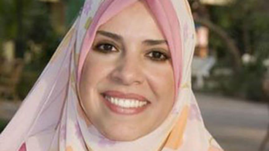 PRESSINBJUDAN: Kvinnan som vill förändra världen - Sahar El-Nadi