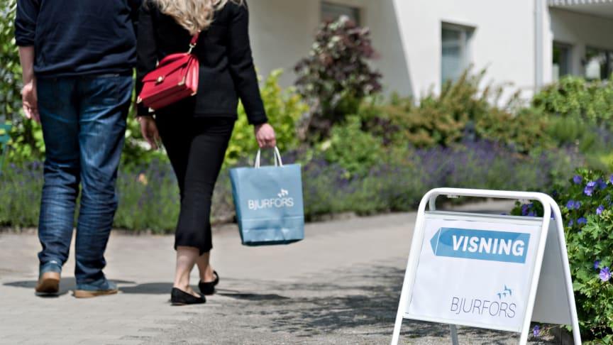 Boprislyft på 3 procent i centrala Göteborg 2019 – Bjurfors mäklare pekar ut tre heta områden för framtiden