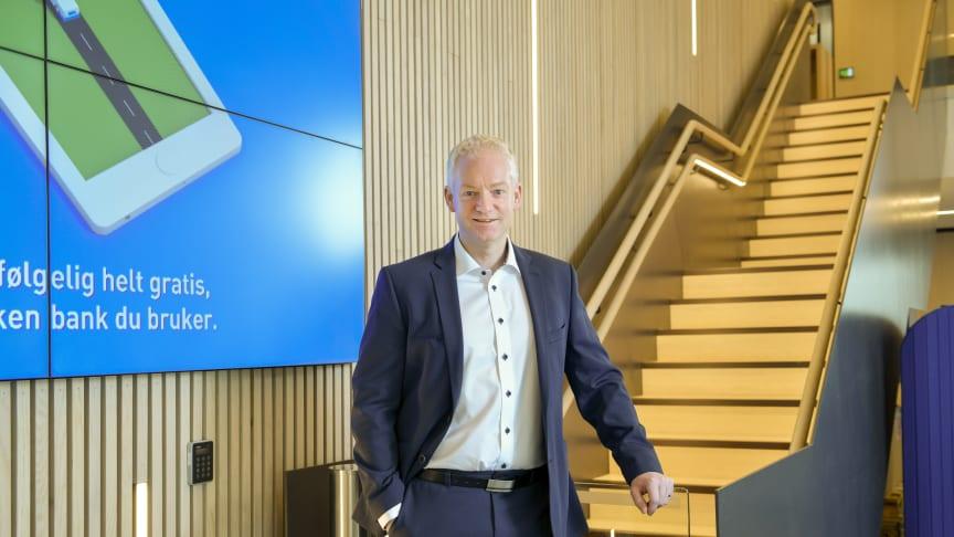 Arild Bjørn Hansen, administrerende direktør, SpareBank 1 Østfold Akershus.