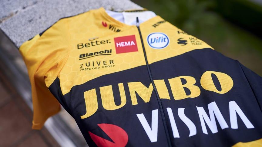 Team Jumbo-Vismas nya satsning – startar damlag
