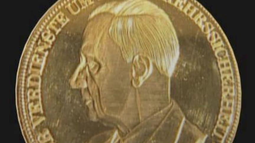 Senator-Lothar-Danner-Medaille in Gold