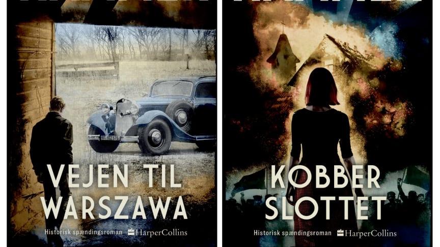 Vejen til Warszawa & Kobberslottet
