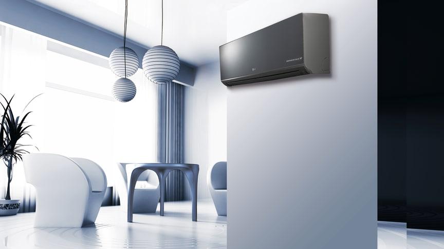 Pressmeddelande: Nya LG Artcool – luftvärmepumpar för den kräsne konsumenten