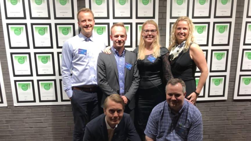 GLS hædret med CSR People prisen 2019