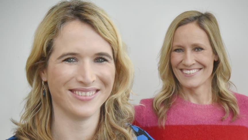 Felicity Baker and Sophie Raworth taken from BBC Documentary 'I Can't Say My Name'