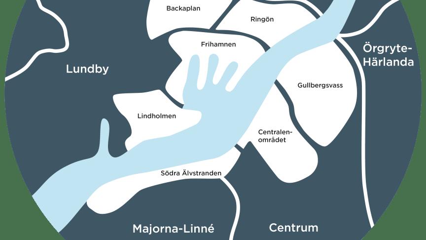 Hur ska centrala Göteborg se ut 2035?