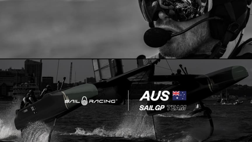 Tom Slingsby - Helmsman and CEO of Australia SailGP Team