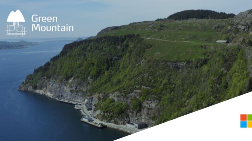 Green Mountain selected  Microsoft Azure ExpressRoute Partner