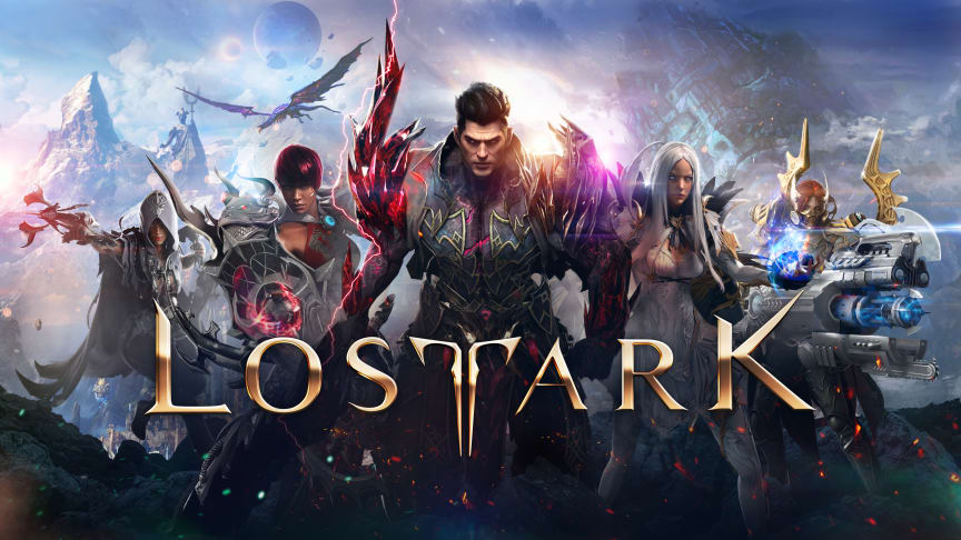 AMAZON GAMES TO LAUNCH SMILEGATE RPG'S LOST ARK IN NORTH AMERICA AND EUROPE IN 2021