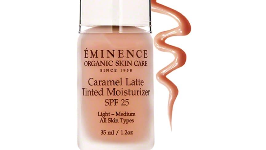 Éminence Organics Tinted Moisturizer Spf 25 Caramel Latte