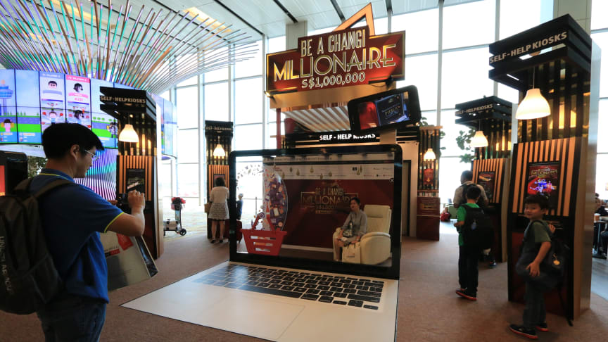 Search for Changi Airport's Seventh Millionaire Begins