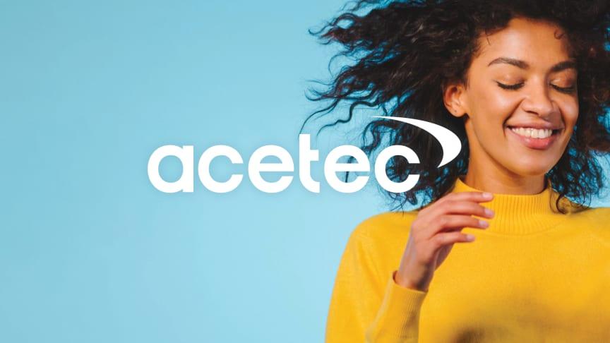 Ett nytt formspråk som andas Acetec