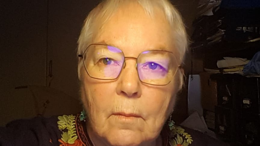 Ingrid Eckerman håller jultal 2020
