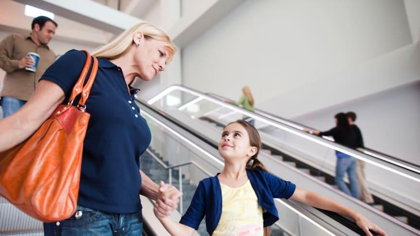 KONE säkerhetsutbildar i Stockholms kollektivtrafik