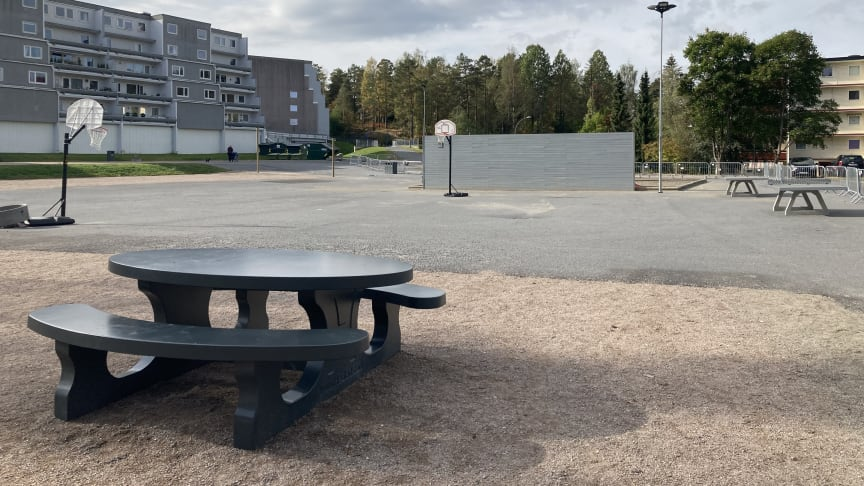 Nye muligheter for aktivitet og sosialt liv i Vestlitoppen borettslag (Foto: Ida Skjefstad)