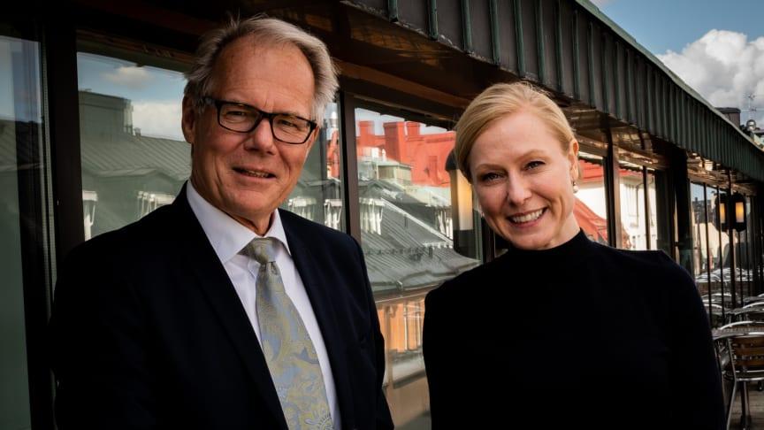 Heléne Bittmann vald till ny ordförande i SACS