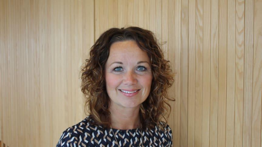 Alexandra Björnsson, Barnens försäkringsexpert hos Trygg-Hansa