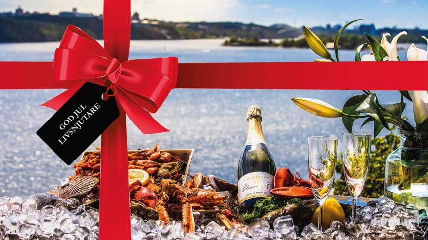 Ge bort ett presentkort på en magisk upplevelse till någon du bryr dig mycket om. Den perfekta julklappen till livsnjutaren! 10 % rabatt.