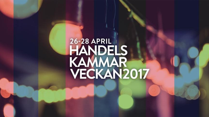 Handelskammarveckan2017 i Göteborg