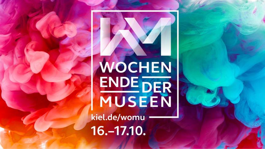 24 Kieler Museen und Kultureinrichtungen präsentieren sich am 16. und 17. Oktober mit einem Sonderprogramm.