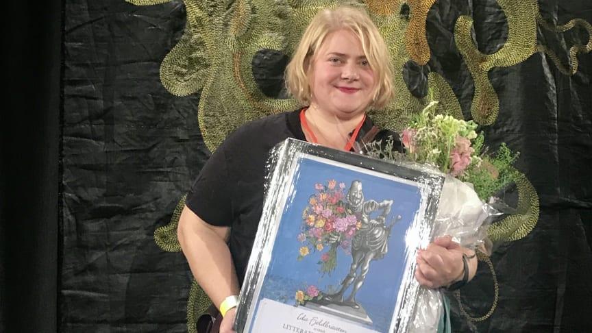 Ida Fledbraaten (Foto: Cappelen Damm)