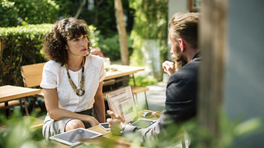 Småföretagares miljömedvetenhet uppe på rekordnivå