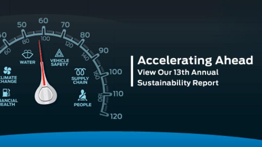 Ford har minskat sin energiförbrukning med 22 procent sedan 2006; ny rapport kräver ytterligare 25 procents minskning fram till 2016