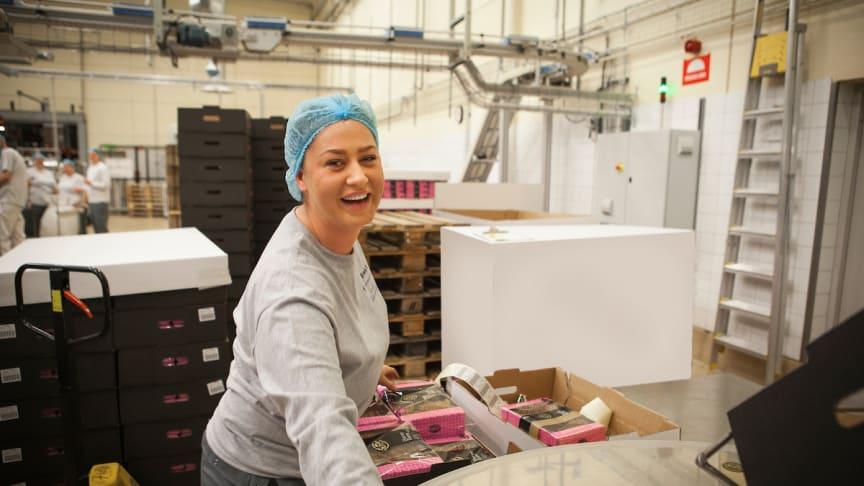Arbetet innebär att i nära samarbete med kollegor arbeta vid våra produktionslinjer i Örkelljunga och Åsljunga.