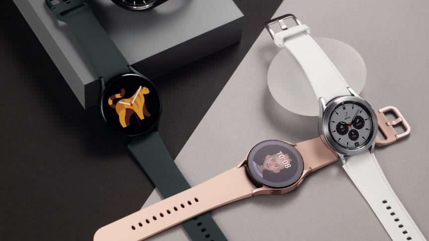 Galaxy Watch4 och Galaxy Watch4 Classic: Förändrar Smartwatch-upplevelsen