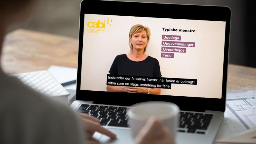 Cabi udgiver ny temaside med seks korte inspirationsoplæg til at håndtere korttidsfraværet.
