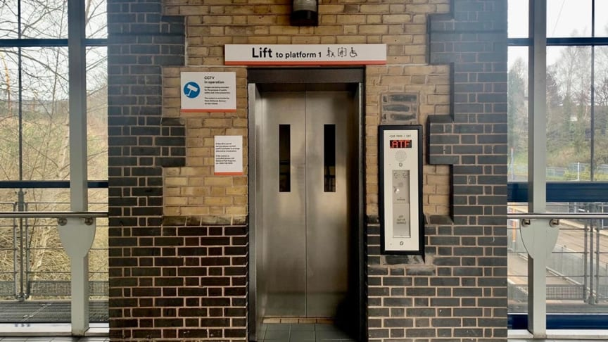 West Midlands Railway thanks passengers as lift upgrade works completed at The Hawthorns