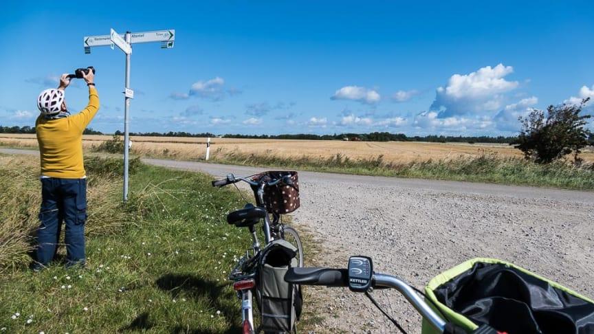 Fahrrad à la Karte © Rolf Kollenberg, Fehmarn-Echo