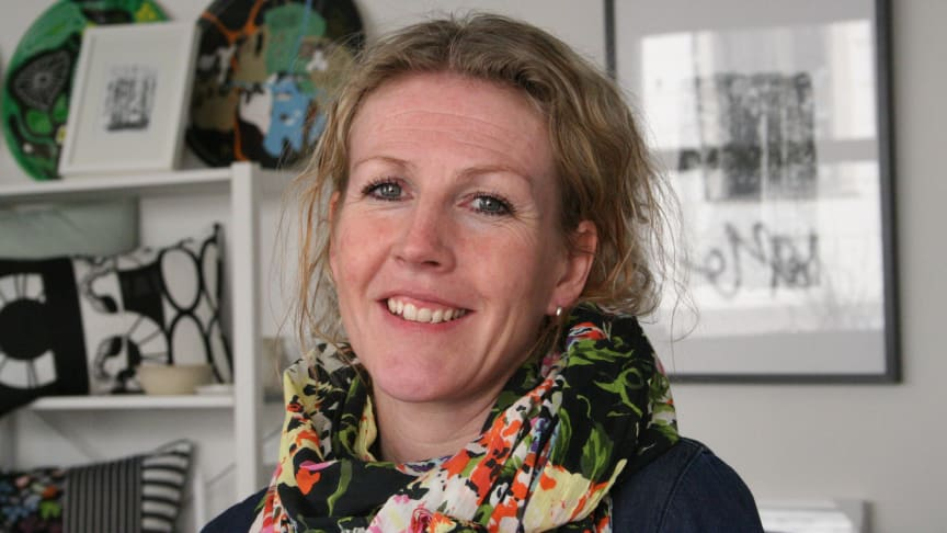 Pernilla Eriksson - designer som skapar inspirerande miljöer