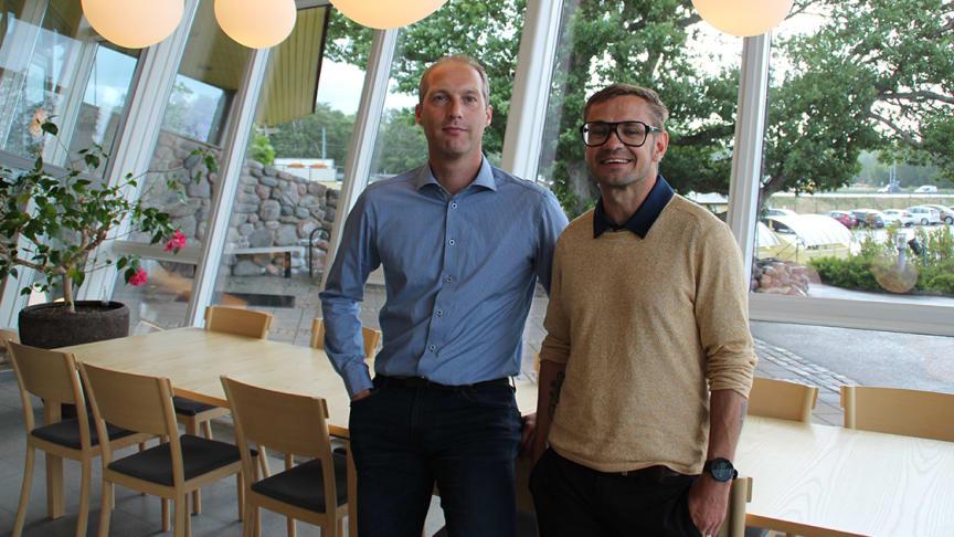 Peter Bergman och Daniel Nilsson berättar om hur vi kan dra nytta av maskininlärning inom ekonomi och bokföring.