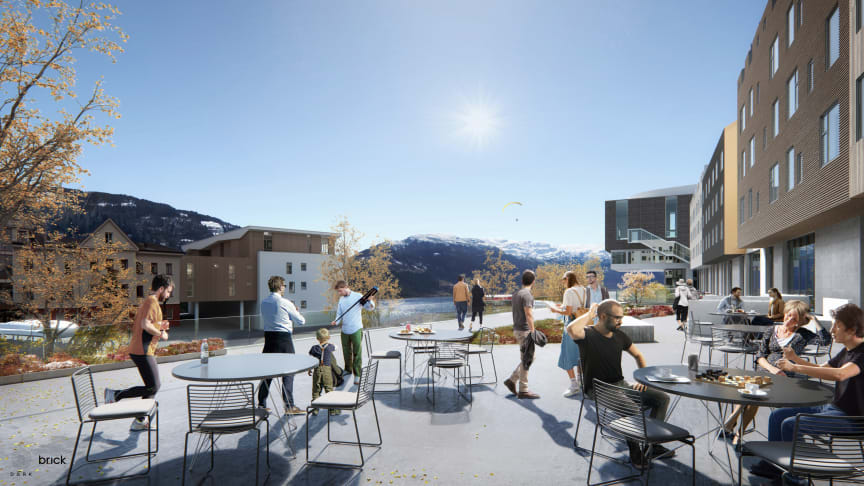 Scandic Hotels to open hotel in the fast-growing market of Voss, Norway