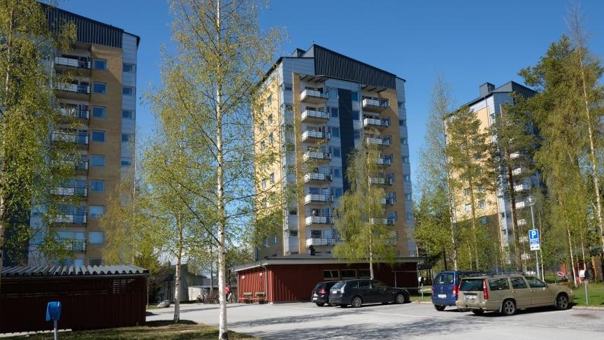 Lansa växer starkt i Umeå – förvärvar bostäder av Gazette