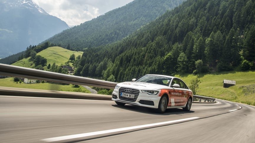 World record-breaking top tips for fuel efficient driving