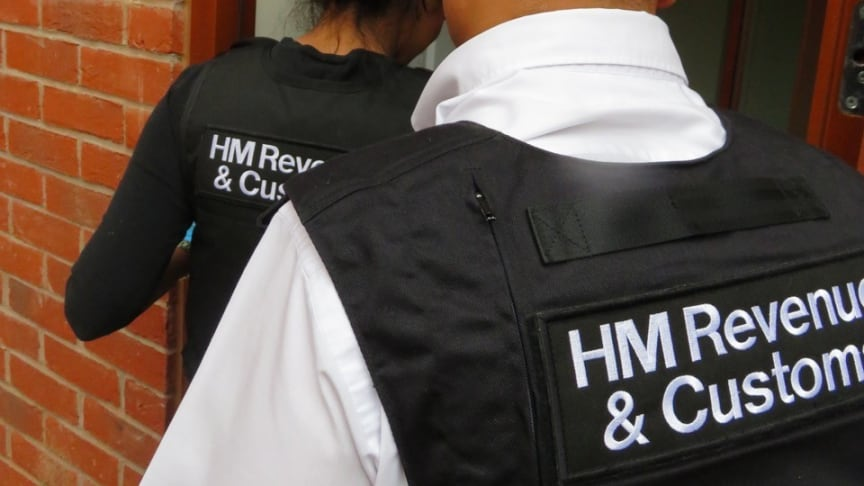 HMRC officers (library photo)