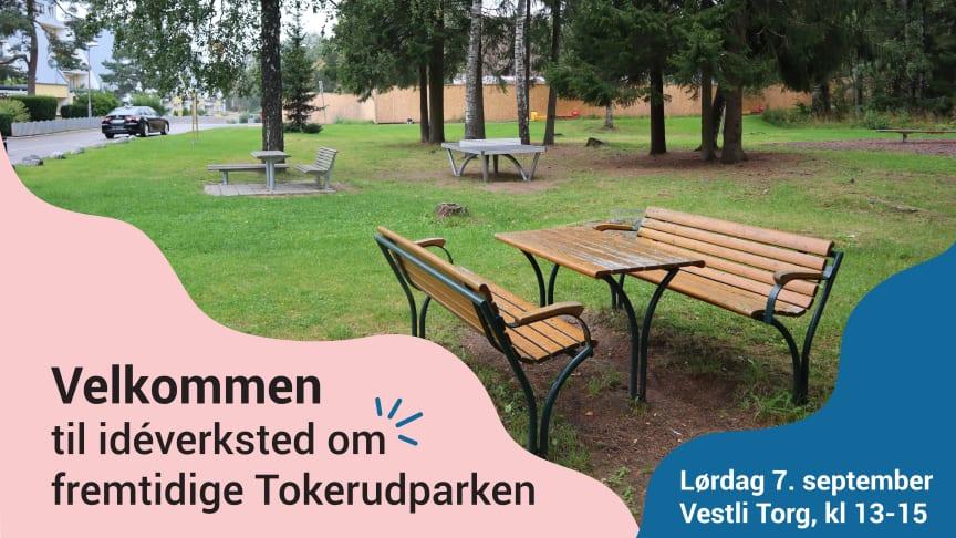 Befolkningen på Vestli inviteres til ideverksted om fremtidige Tokerudparken/Langårdsfeltet.