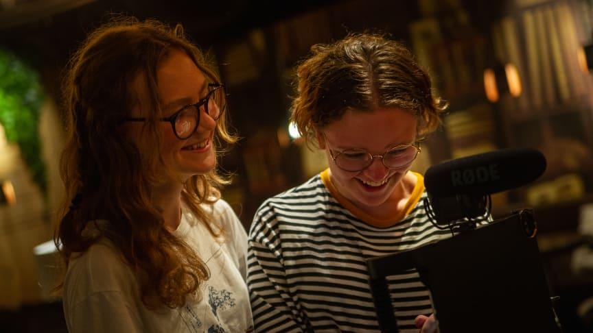Filmpedagoger från Sollefteå, Sundsvall, Timrå och Örnsköldsvik startar nu en gemensam filmkurs som är öppen för alla Västernorrlands ungdomar, mellan 12 och 20 år.