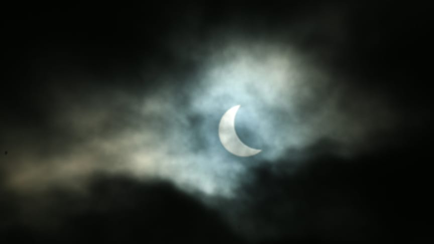 Science week comes to a close with eclipse excitement